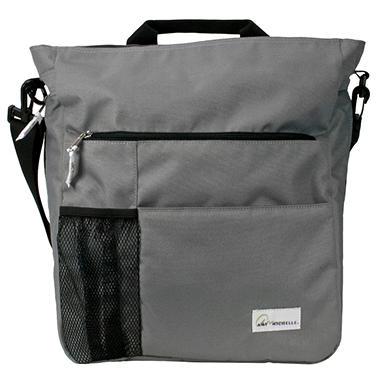 Amy Michelle Lexington Diaper Bag, Charcoal