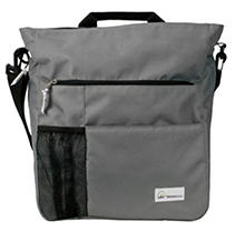 Lexington Diaper Bag - Charcoal