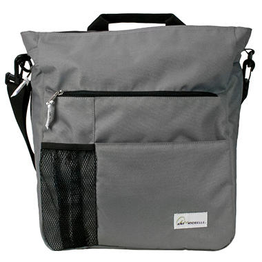 Lexington Diaper Bag - Charcoal