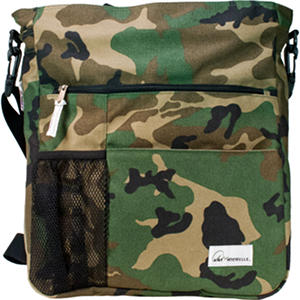 Amy Michelle Lexington Diaper Bag, Camo