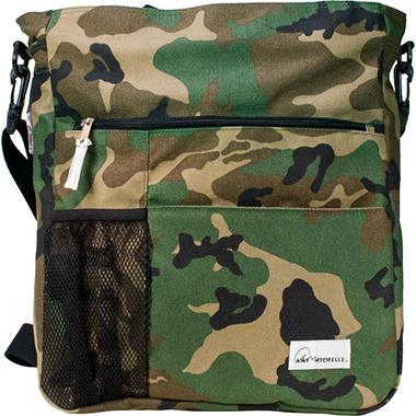 Lexington Diaper Bag - Camo