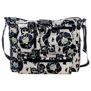 Amy Michelle Iris Diaper Bag, Moroccan