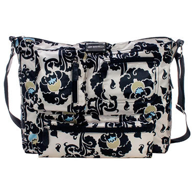Iris Diaper Bag - Moroccan
