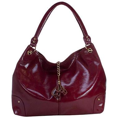 Amy Michelle Magnolia Diaper Bag, Red