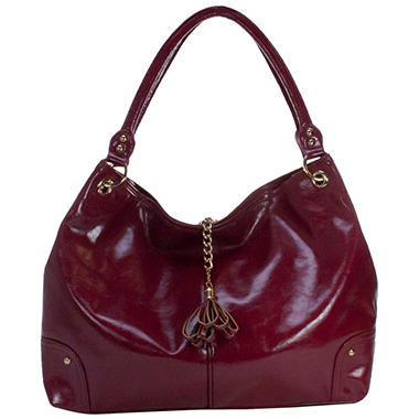 Amy Michelle Magnolia Diaper Bag, Red