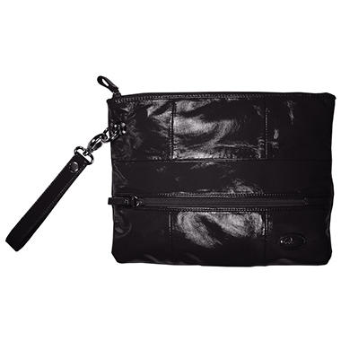Poppy Clutch - Black