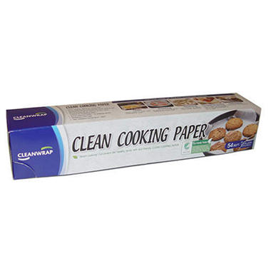 Clean Cooking Paper - 54 sq. ft. / 4 pk.