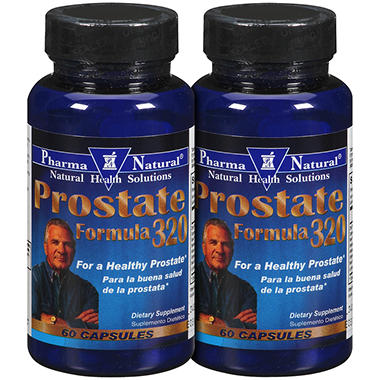 Pharma Natural® Prostate Formula 320 - 60 ct. - 2 pk.