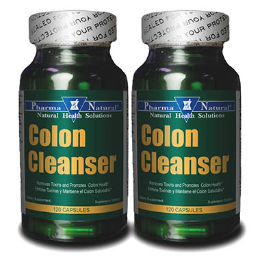Pharma Natural Colon Cleanser - 240 ct.