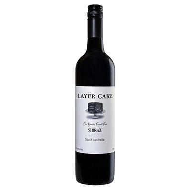 +LAYER CAKE SHIRAZ 750ML