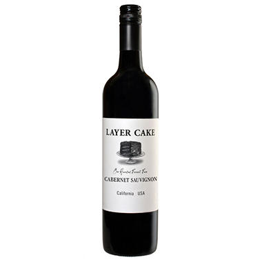 Layer Cake Cabernet Sauvignon (750ML)