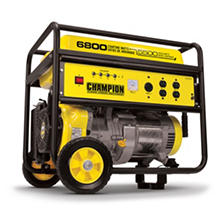 Champion 5500W / 6800W Portable Gasoline Generator