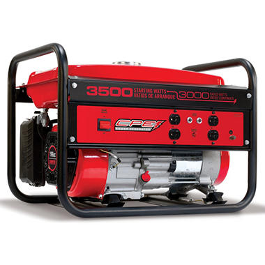 Champion Power Equipment - 3,500 Watt - Gasoline Generator