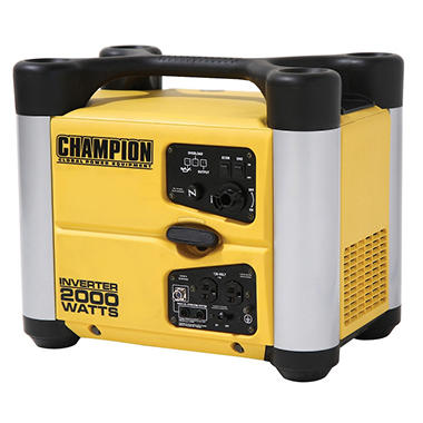 Champion 2,000 Watt 53 DBA Inverter/Generator