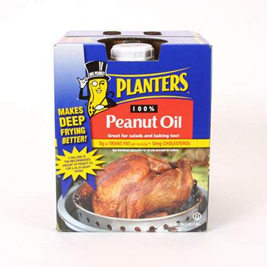Planters® 100% Pure Peanut Oil - 3 gal