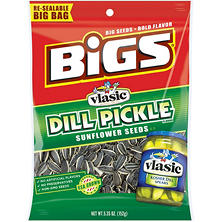 Bigs Vlasic Dill Pickle Flavor Sunflower Seeds (5.35 oz.)