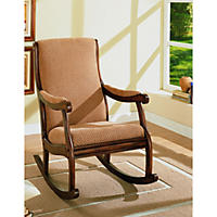 Rockford Fabric Rocking Chair