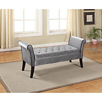 Adeline Gray Storage Bench
