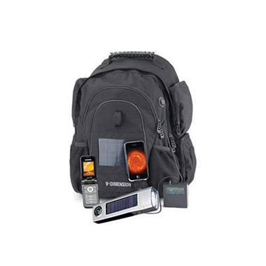 Helius Solar Charging Backpack
