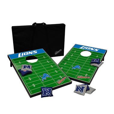 NFL® Tailgate Toss- Detroit Lions