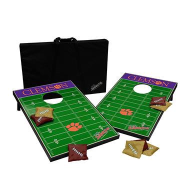 NCAA Clemson Tigers Bean Bag Toss