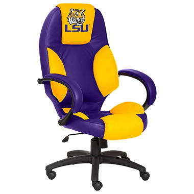 LSU Tigers Office Chair