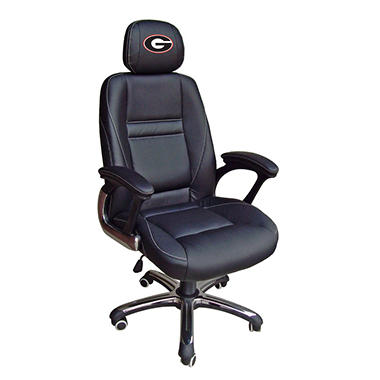 University of Georgia Bulldogs Head Coach Office Chair
