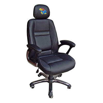University of Kansas Jayhawks Head Coach Office Chair