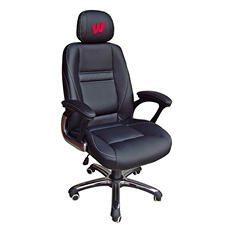 University of Wisconsin Badgers Head Coach Office Chair