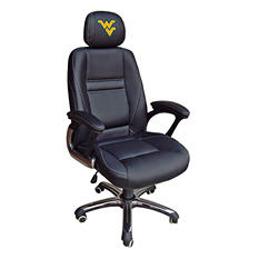 West Virginia University Mountaineers Head Coach Office Chair