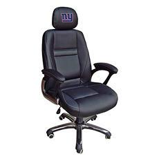 New York Giants Head Coach Office Chair