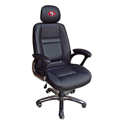 San Francisco 49ERS Head Coach Office Chair