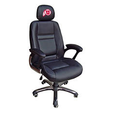 University of Utah Utes Head Coach Office Chair