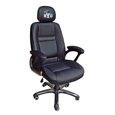 Brigham Young University Cougars Head Coach Office Chair