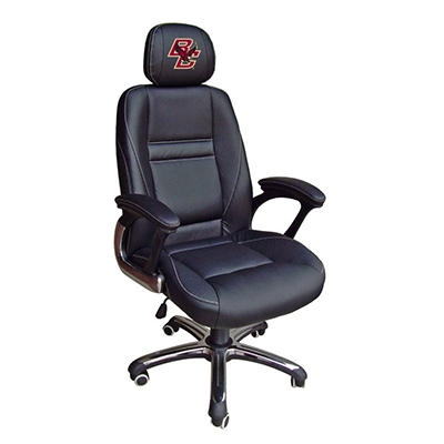 Boston College Eagles Head Coach Office Chair