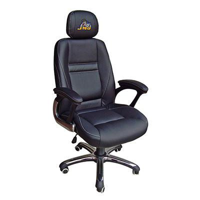 James Madison University Dukes Head Coach Office Chair
