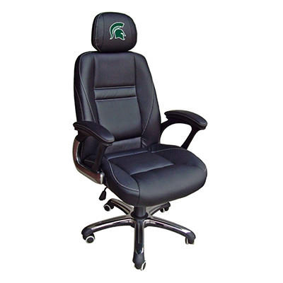 Michigan State University Spartans Head Coach Office Chair