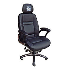 Connecticut University Huskies Head Coach Office Chair