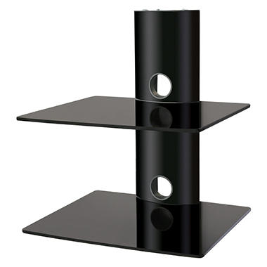Ready Set Mount Dual Wall-Mount Shelf System