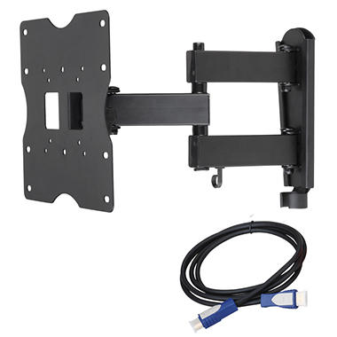 Ready Set Mount Full Motion Mount Kit for 18