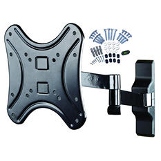 "Ready Set Mount Full Motion Mount for 13""-37"" TVs, extends 16.11"""