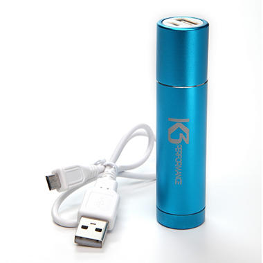 Power Tube Portable Charger-Various Colors