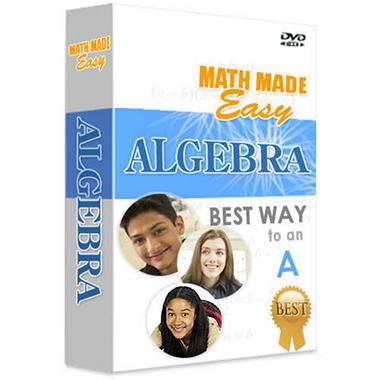 Math Made Easy - Algebra