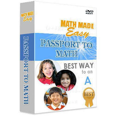 Math Made Easy - Passport to Math