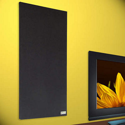 "Acoustic Panels - 24"" x 40"" - 4 pk. - Black"