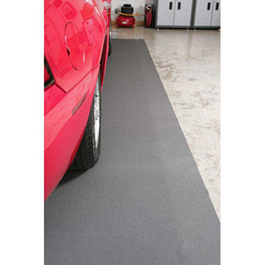 Tarpet ? Small Car Garage Floor Mat - 7.5' x 12'