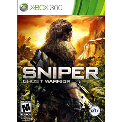 Sniper Ghost Warrior - Xbox 360