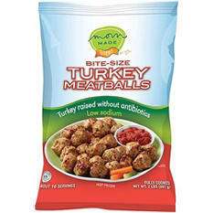 Mom Made Foods Turkey Meatball Bites (2 lbs., 10 servings)