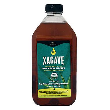 Xagave Organic Agave Nectar - 80 oz. bottle