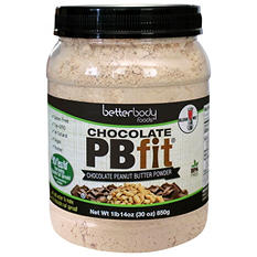 BetterBody Foods Chocolate PBfit Powder (30 oz.)